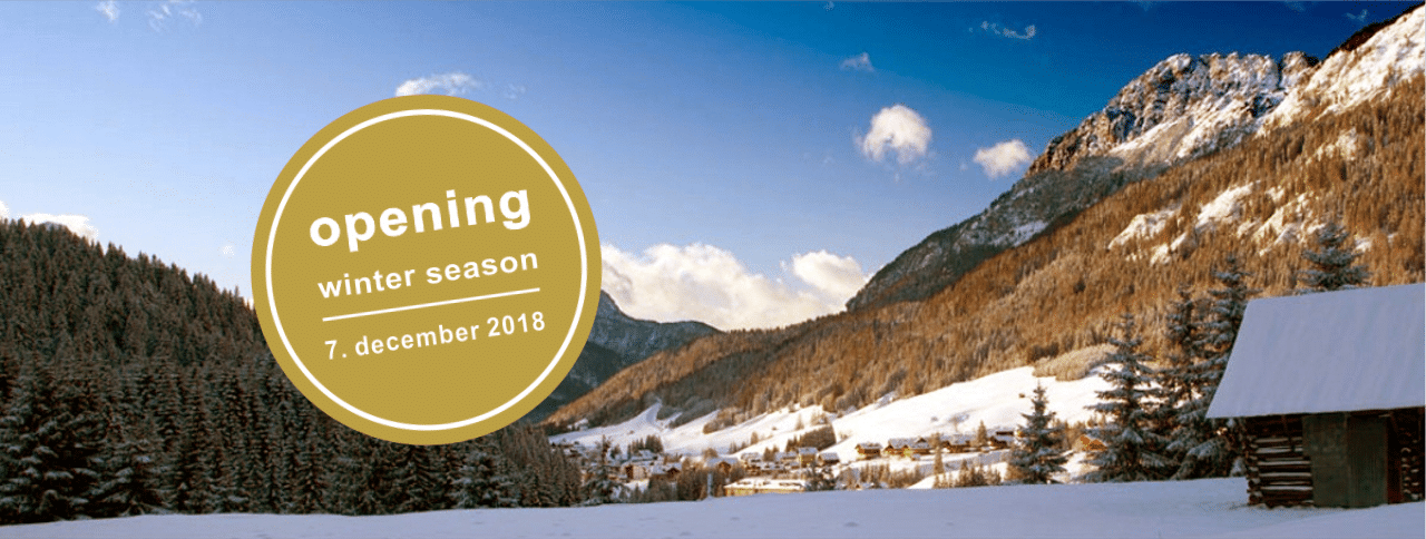 opening winter season 2018