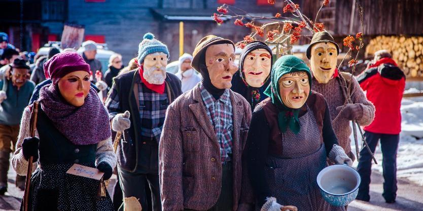 Carnevale di Sappada Dolomiti