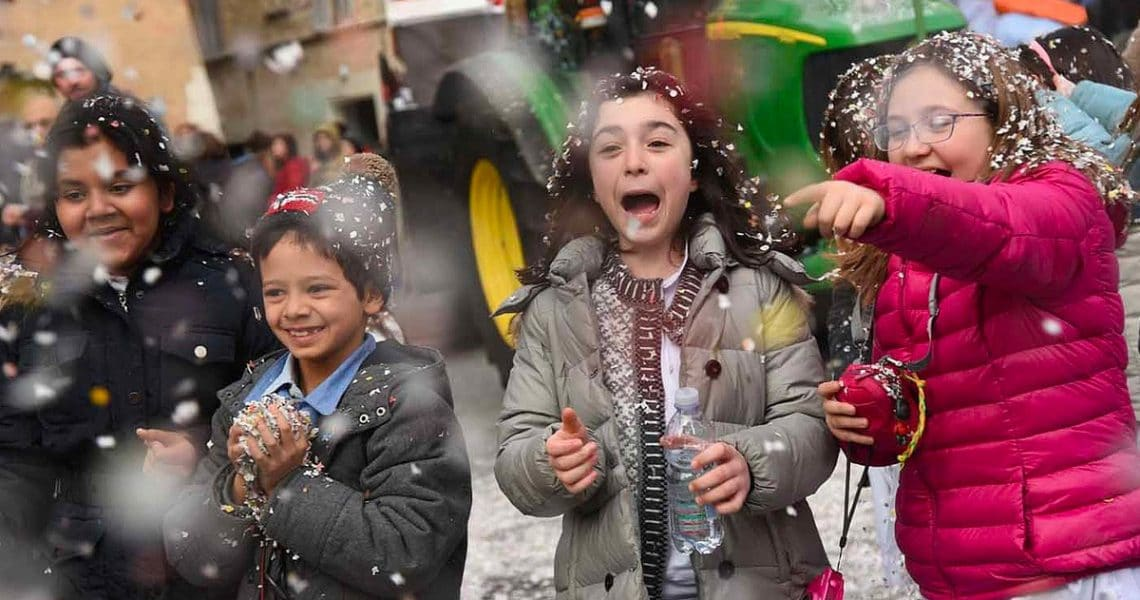 Carnevale Sappada bambini